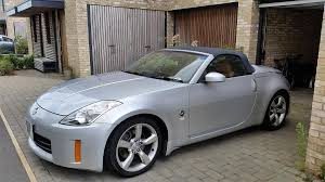 nissan 350z near me used 2005 nissan 350z for sale in cambridgeshire pistonheads