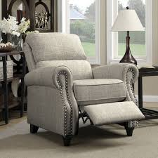 Stylish Recliner Attractive U0026 Modern Recliner Chairs Apartment Therapy