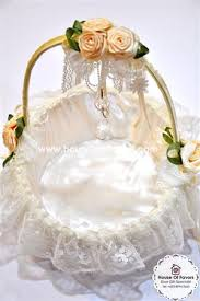 wedding baskets wedding accessories wedding flower girl basket