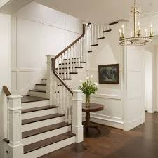 Beautiful Interior Staircase Ideas And Newel Post Designs - Interior design stairs ideas