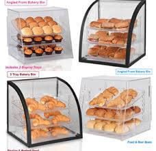 Muffin Display Cabinet Information Display Systems Hospitalityhub