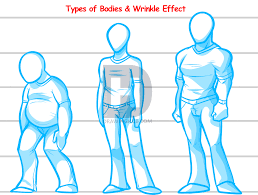 How To Draw Female Anatomy How To Draw A Body For Beginners By Darkonator Drawinghub