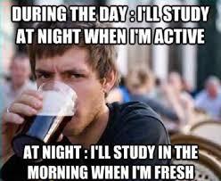 Study Memes - study meme day night memes comics pinterest study meme