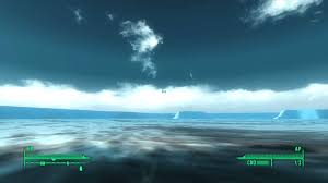 Fallout 3 Map by Fallout 3 Operation Anchorage Exploring Outside The Map Youtube