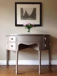 Half Moon Sofa Tables by Antique Edwardian Mahogany Half Moon Hall Side Table Office Desk