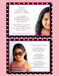 Barbie Themed Invitation Card Creative Ms Red Stephanie U0027s Barbie Birthday Bash 7th Birthday