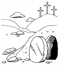 easter empty tomb clipart collection
