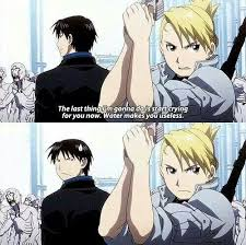 does roy mustang stay blind 121 best roy mustang s awesomeness images on roy