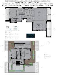 Pent House Floor Plan by The Penthouse Jaegar House Chelsea Creek London Sw6 3 Bedroom