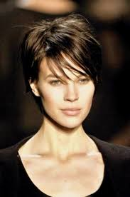 short brunette hairstyles front and back best image of short hairstyles for brunettes natural modern