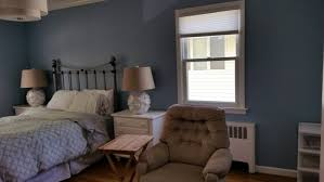 suggestion for grey paint color or light blue