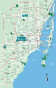 Miami Orlando Map by Large Miami Maps For Free Download And Print High Resolution And