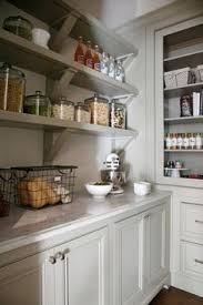 Kitchen Pantry Shelving by Planning A Butler U0027s Pantry Breakfast Tea Cutlery And Dishes