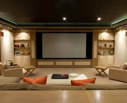 Best ActionPacked Home Theaters Images On Pinterest Cinema - Home media room designs
