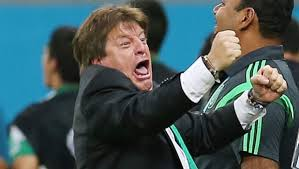 6 best celebration gifs of mexico coach miguel herrera in the
