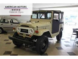 toyota land cruiser 1969 toyota land cruiser for sale on classiccars com 5 available
