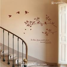 Staircase Decorating Ideas Wall Wall Decor Stickers For Stairs Wall Murals You U0027ll Love