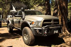 Ram 3500 Truck Tent - overlanding with the 2017 ram rebel 1500 and ram power wagon