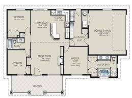4 Br House Plans Download 4 Bedroom House Designs Homecrack Com 2100 Sq Ft 4
