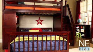 NE KIDS Stair Loft YouTube - Ne kids bunk beds
