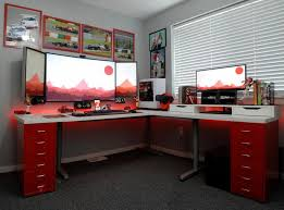 Top 10 Best Gaming Setups Ever Faqingames Gaming by 25 Best Images About Workspaces On Pinterest