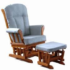 Pottery Barn Rocking Chair Incredible Rocking Chair With Ottoman Upholstered Chairs Glider