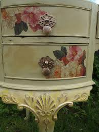 bedroom nightstand shabby chic french provincial furniture