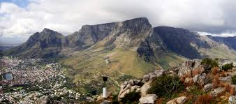 south table mountain trail the most spectacular mountain ranges in south africa