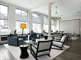 Livingroom Soho 9 Charming Nyc Home Design Ideas Warren Platner Furniture Side