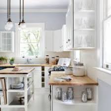 open shelf corner kitchen cabinet photos hgtv