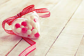 s day heart candy up transparent heart with candy pills s day stock