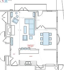 l shaped open floor plan living room floor plan with furniture living room furniture plan