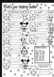 phone number worksheet free worksheets library download and