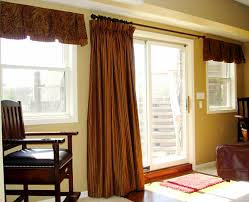 patio door valances home design ideas and pictures