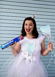 Tooth Fairy Costume Last Minute Halloween Costumes