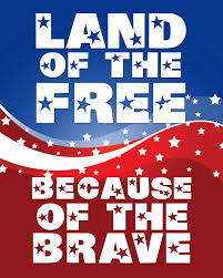 benefits of thanksgiving to god land of the free because of the brave happy memorial day
