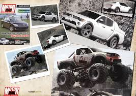 suzuki monster truck published in motormag no 33 by yasiddesign on deviantart
