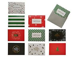 happy new year note cards jinsray 45 pack assorted merry christmas happy new year cards thank