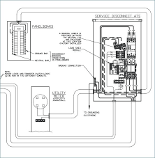 kohler automatic transfer switch wiring diagram circuit and