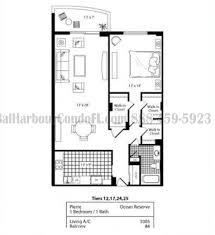Parc Imperial Floor Plan Ocean Reserve Condo Ocean Reserve Condos For Sale 19370