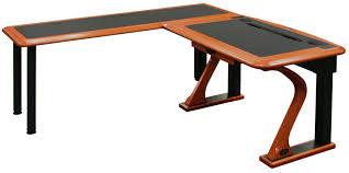 Computer Desk With Return Artistic Computer Desk L Shaped Right Caretta Workspace