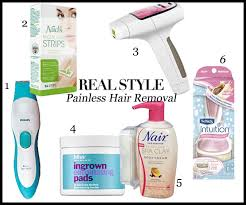 top 6 painless hair removal products beauty