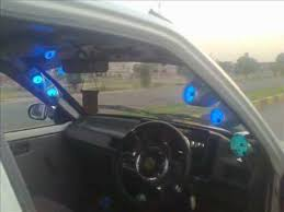 Car Modifications Interior Modified Mehran Car Youtube
