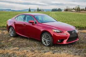red lexus 2015 lexus is 250 review digital trends