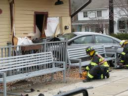 Hammer Town by Car Crashes Into Crown U0026 Hammer U2013 Town Of Canton Fire U0026 Ems