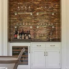 copper backsplash ideas home bar rustic with wine living room bar design ideas