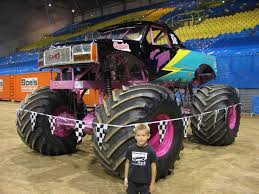 blue thunder monster truck videos blown thunder monster trucks wiki fandom powered by wikia