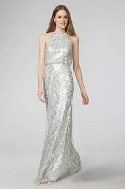 sequined wedding dress sequin sparkly bridesmaid dresses david s bridal