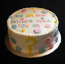 14 best sweet creations baby reveal and shower cakes images on