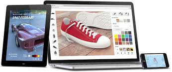 lagoa cloud based 3d design and publishing